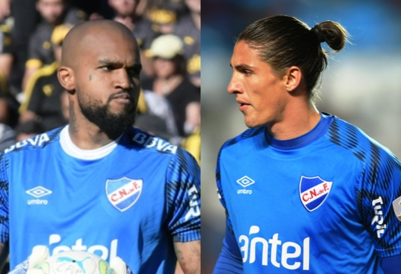 Resultado de imagen para sergio rochet nacional vs Peñarol