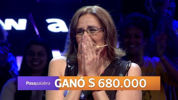 Patricia Scalone. Foto: Gentileza Canal 10
