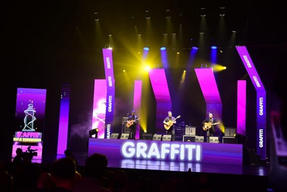 Premios Graffiti. Foto: Marcelo Bonjour