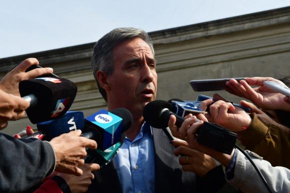 Fiscal Ricardo Perciballe. Foto: Francisco Flores