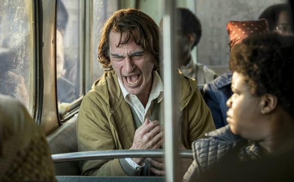 Joaquin Phoenix como Guasón. Foto: Warner Bros. Pictures