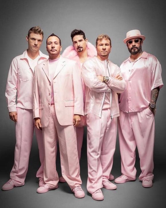 Backstreet Boys. Foto: Difusión