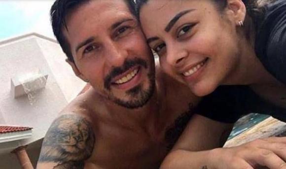 Jonathan Fabbro, Larisa Riquelme