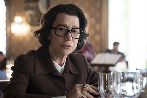 Hellen Mirren es la entrenadora de Anna en la película de Luc Besson. Foto: Difusión