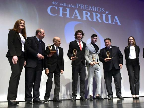 Martín González y Marcos Sarraute