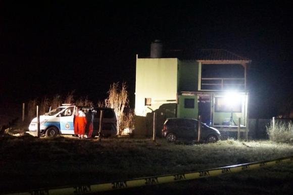 Encontraron cuerpo en la casa de la mujer estadounidense. Foto: Ricardo Figueredo