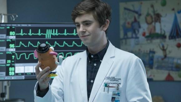 The Good Doctor, la serie de Sony. Foto: Difusión