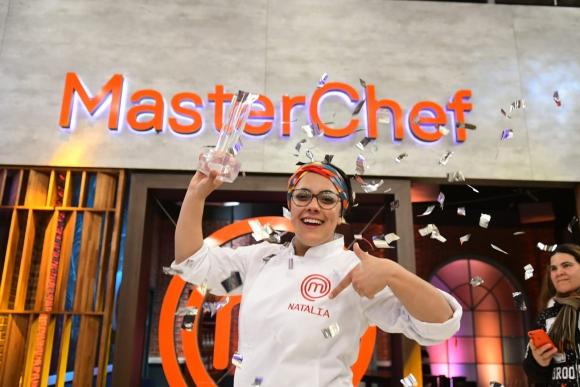 Natalia González, ganadora de MasterChef. Foto: Marcelo Bonjour.