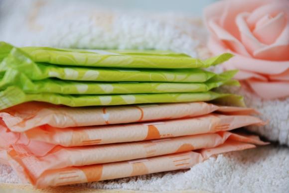 Las toallas sanitarias serán gratuitas para las mujeres que viven en situación de calle en Colombia. Foto: Pixabay