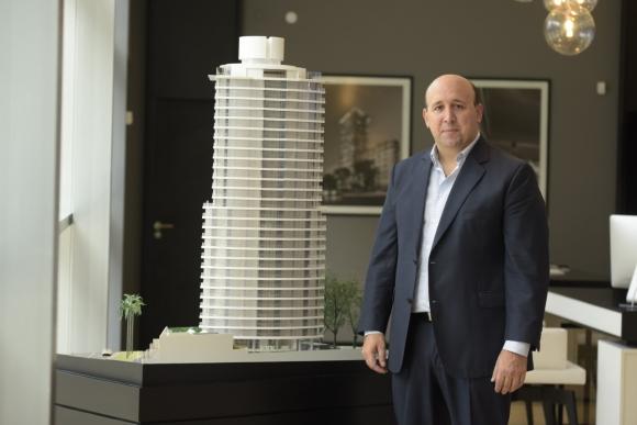 Marcos Taranto, CEO de Stiler y Taranto Desarrollos Inmobiliarios-