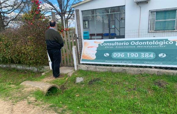 La Policía trabaja intensamente para encontrar a quien asesinó a Luciana Bentancur. Foto: El País