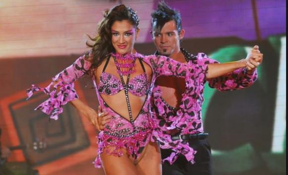 Eunice Castro y Carlos Bernal