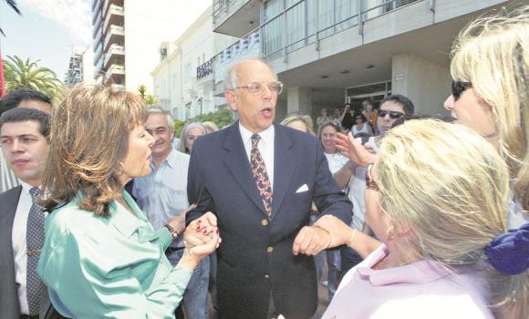 Jorge Batlle. Foto: Archivo El País