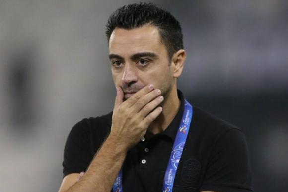 Xavi Hernández sigue muy de cerca todo lo que haga el Barcelona