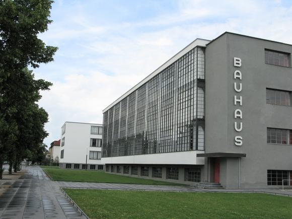 Escuela de Bauhaus de Walter Gropius