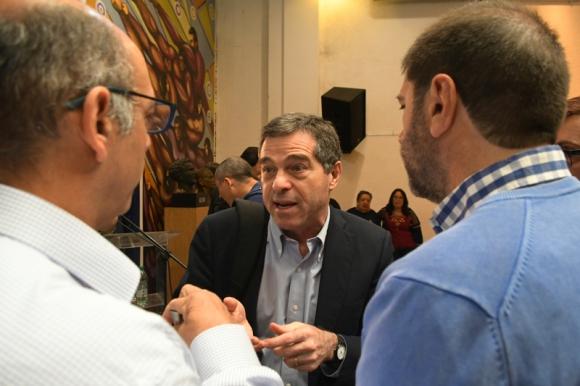 Ernesto Talvi. Foto: Leonardo Mainé.