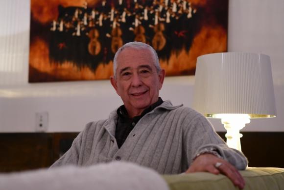 Sergio Puglia. Foto: Francisco Flores