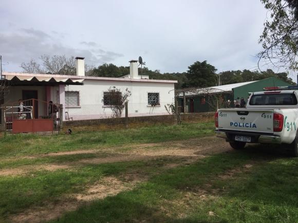 El establecimiento queda a 30 kilómetros de Melo. Foto: Néstor Araújo.
