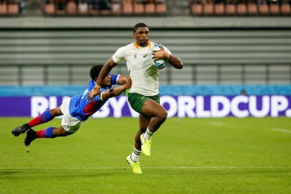 "Sudáfrica será rival de Italia, el líder del Grupo ""B"" del Mundial. Foto: EFE."
