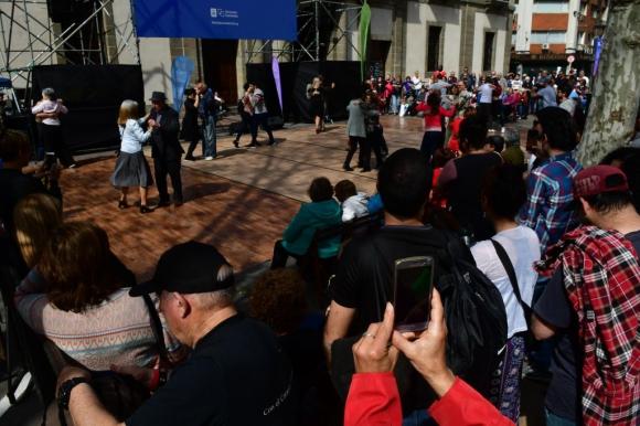Montevideo Tango 2019. Foto: Francisco Flores