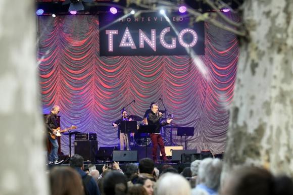 Proyecto Caníbal Troilo en Montevideo Tango 2019. Foto: Marcelo Bonjour
