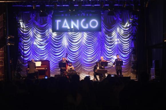 Montevideo Tango 2019. Foto: Marcelo Bonjour