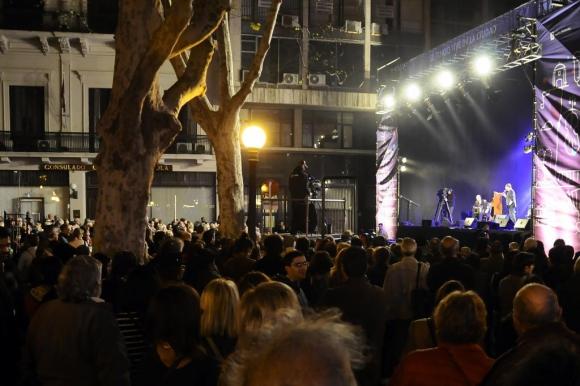 Montevideo Tango 2019. Foto: Darwin Borrelli