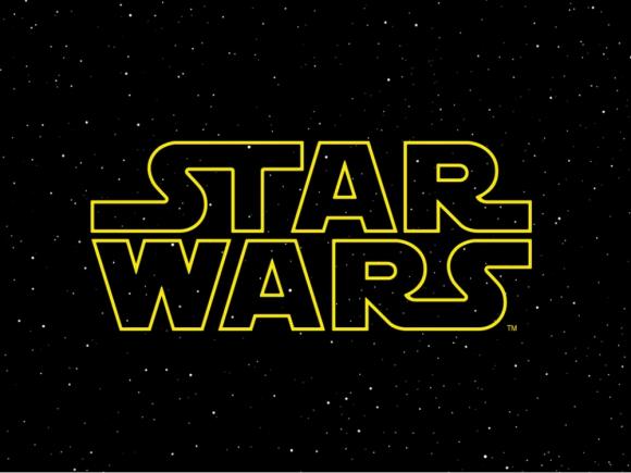 """Logo de """"Star Wars"""". Foto: Difusión."""