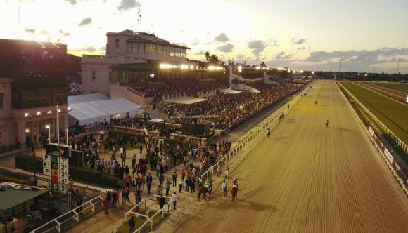 Hipódromo de Maroñas. Foto: Darwin Borrelli
