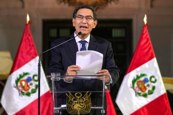 Peru Amplia Toque De Queda A Partir De Manana No Se Podra Salir De 6pm A 5am 30 03 2020 El Pais Uruguay