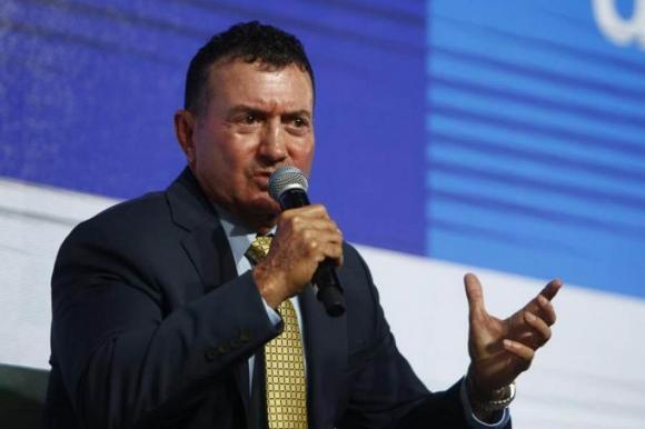 Gabriel Jaramillo: Entrenador de tenis de varios jugadores estrella. Foto: EFE