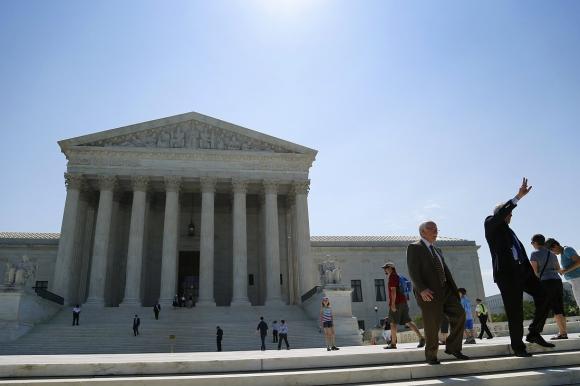 Suprema Corte de Justicia de Estados Unidos. Foto: Reuters