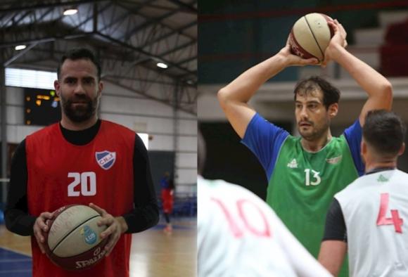 Carlos Cabezas y David Doblas. Collage. Fotos:Efe