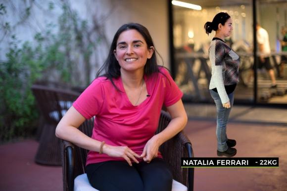 Control Kilos Natalia Ferrari