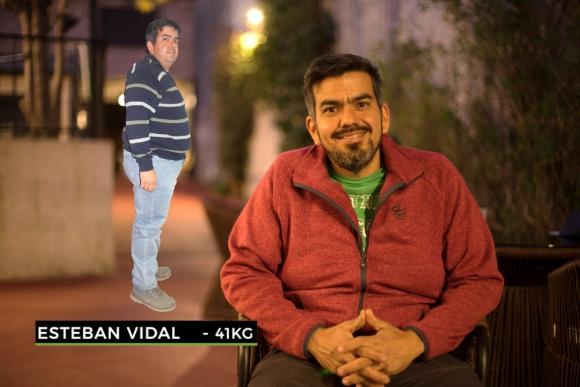 Control Kilos Esteban Vidal