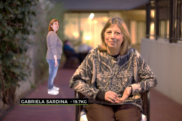 Control Kilos Gabriela Sardina