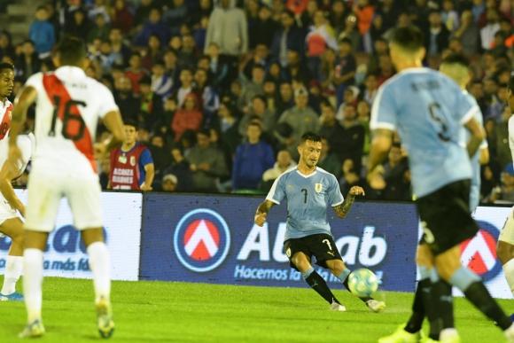 Uruguay vs. Perú