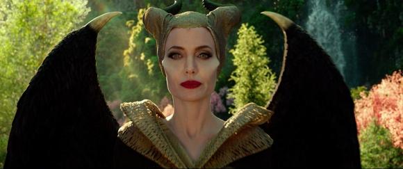 """Angelina Jolie regresa al universo de la """"Bella Durmiente"""" en Maléfica: Dueña del mal"""". Foto: Difusión"""