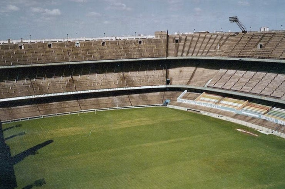 El día en que Wanderers casi deja a Boca Juniors sin La Bombonera. Foto: Archivo La Nación