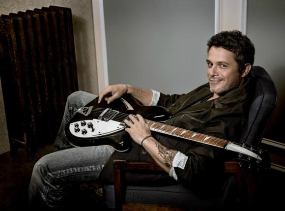 Alejandro Sanz. Foto: Difusión