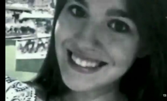 Magalí, la supuesta nueva hija de Maradona. Foto: Captura IntrusosTV
