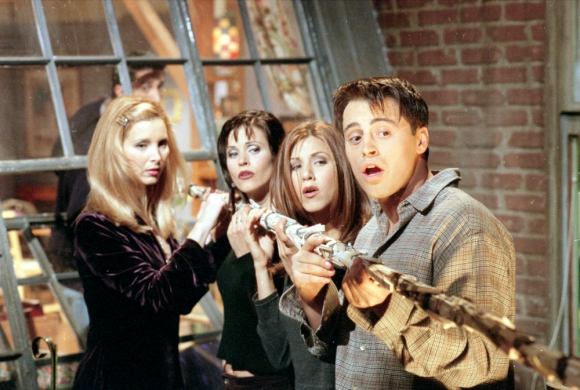 "La serie ""Friends"". Foto: Difusión"