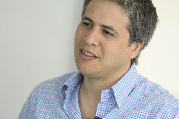 Rafael Hermida, country head de Mercado Libre Uruguay. Foto: Leonardo Mainé.