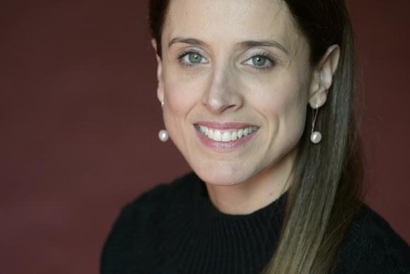 Maria Noel Riccetto asume el 1° de enero como Coordinadora Académica del área Ballet de la Escuela Nacional de Danza. Foto: Archivo
