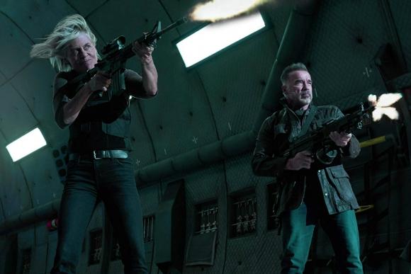 "Imagen de la película ""Terminator: destino oscuro"". Foto: Difusión"