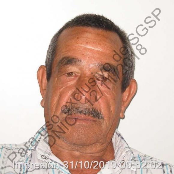 José Maria Morales. Foto: Ministerio del Interior.