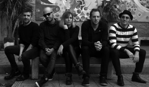 La banda Desayuno Contiental, 2019. Foto: Difusión