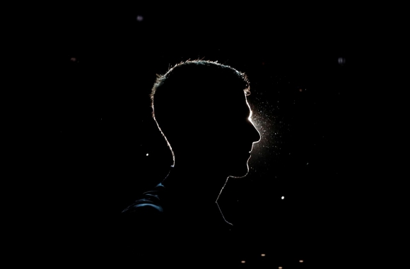 Novak Djokovic en la final del Masters 1.000 de Paris Bercy