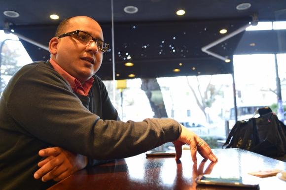 José Olivera, dirigente de Fenapes. Foto: archivo El País.
