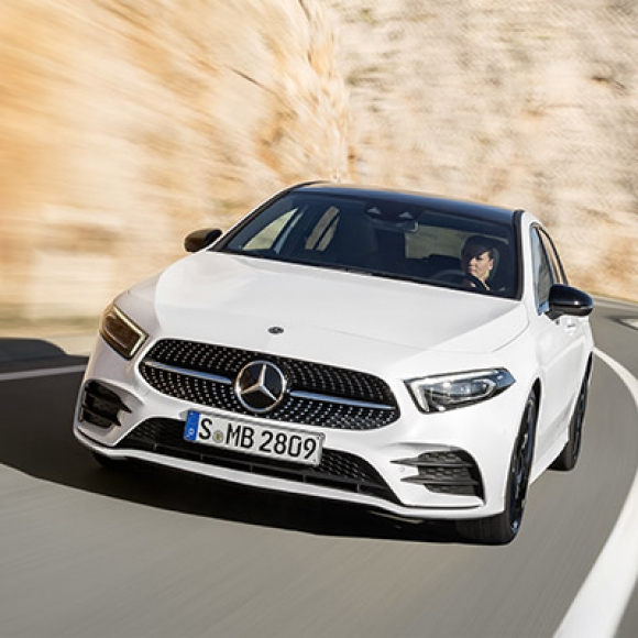 Mercedes Benz Clase A 3